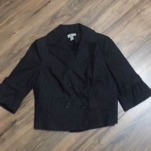 NWOT LOFT Sz 6P 3/4 sleeve blazer